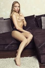 Sexy Woman Sitting On Couch Porn Archive