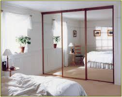 mirror sliding doors