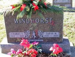 Sarah Mae Griffith Windhorst (1919-2003) - Find A Grave Memorial