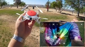 <b>Xiaomi</b> MITU FPV Camera <b>Drone</b> Flight Test Review - YouTube