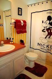 mickey mouse bathroom rug rugs black bath