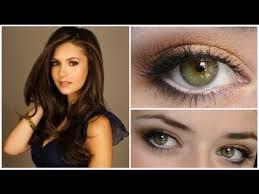 the vire diaries elena gilbert inspired makeup tutorail nina dobrev hollysamanthaa