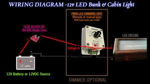 how to wire 12 volt lights diagram how image diy 12v large led cabin light 0 steps on how to wire 12 volt lights diagram