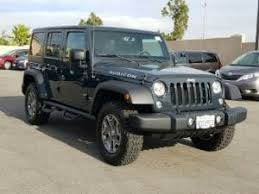 2018 jeep wrangler unlimited rubicon in los angeles california 90301