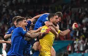 ركلات ترجيح مباراة انجلترا وايطاليا في يورو 2020 - بالجول