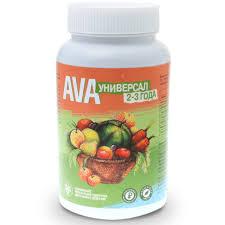 <b>Удобрение AVA Универсал</b> 2-3 года (800 г) — купить в интернет ...