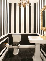 black white striped wallpaper ideas pictures remodel and decor