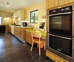 Concrete Floor Kitchen Brilliant Kitchen Concrete Floor Kitchen Modern With White Wall