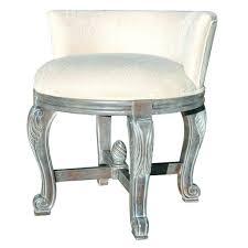upholstered vanity stool with swivel stoolbathroom back bathroom