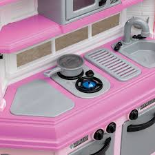 american plastic toys deluxe custom kitchen with 22 accessories com