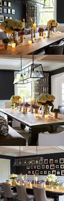 glass dining table decor inspirations