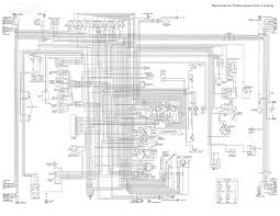 electrical diagrams pantera late l model