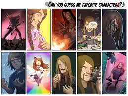 Favorite character Meme by Okha.deviantart.com on @deviantART ... via Relatably.com
