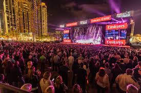 City Lights Jazz Festival 2018 Festival Report Dubai Jazz Festival 2019