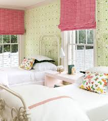 Pretty Bedroom Wallpaper China Seas Nitik Large Scale Wallpaper Interior Design By Carrie