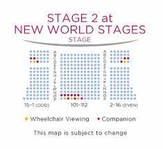 New World Stages Stage 2 Shubert Organization