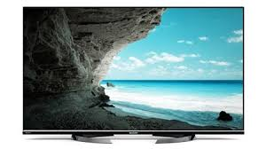 sharp 55 inch tv. bright and vibrant colors sharp 55 inch tv n
