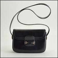gucci vintage. rdc8263 gucci vintage horse bit bag