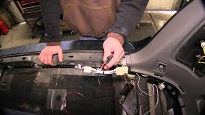 installation of a trailer wiring harness on a 2005 toyota installation of a trailer wiring harness on a 2005 toyota highlander etrailer com