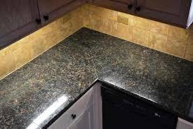 granite tile countertop cost