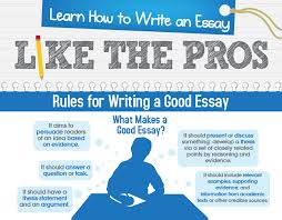 essay writing an ultimate guide com how to write a good essay