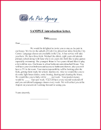 introduction letter for job introduction letter for job