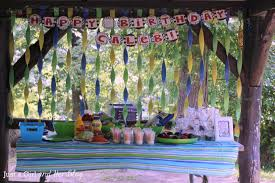 streamer ceiling decoration ideas if you give a boy a birthday party just