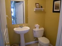 Creative Idea  Small Half Bathroom Design Ideas Home Design Ideas - Half bathroom