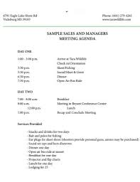 Meet And Greet Meeting Agenda Free 10 Sales Meeting Agenda Examples Templates Examples
