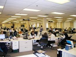 open office concept. wh ile open office environments can be great there is still a need for privacy space four solid walls floor to ceiling it possible introduce the concept