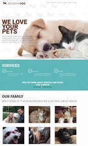 Dog Web Design Decadent Dog Website Design Alissa J Robinson