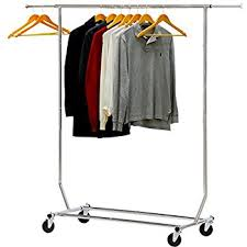 rack. simplehouseware supreme commercial grade clothing garment rack chrome t