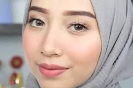tutorial make up wardah untuk kulit berminyak dan berjerawat