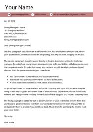 Word Cover Letters 120 Free Cover Letter Templates Ms Word Download Resume