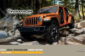 new jeep 2018. unique 2018 2018 jeep wrangler rubicon revealed in leaked handbook  online intended new jeep