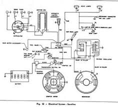 massey 65 wiring diagram yesterday s tractors here you go