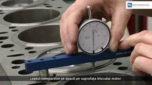 Măsurarea Depăşirii Cursei Pistonului Motorservice Group