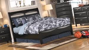 Kira Bedroom Furniture From Signature Design By Ashley Youtube