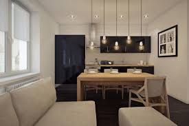 Modern Living Dining Room Small Apartment Dining Room Bettrpiccom