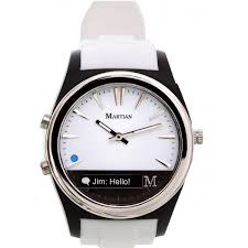 martian mn200wbw notifier smart watch for women men price in title