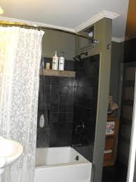 apartment bathroom ideas shower curtain. Bathroom Category Apartment Ideas Shower Curtain Decorating Sloped  Throughout Chic Design For Small With Apartment Bathroom Ideas Shower Curtain E