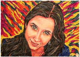 Was found by Marat Zakirov : Painting, Paper, Mixed media, Portrait, Realism - 635bb06a1e740e0d123533f3032bf71166048404_original