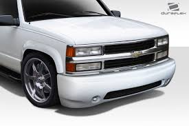 GMC Yukon Front Bumpers, Chevrolet Yukon Denali Look Front Bumper ...