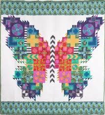 Tula Pink Butterfly Quilt | Sweet Dreams Quilt Studio &  Adamdwight.com