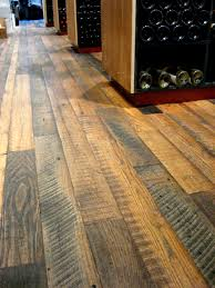 rough cut hardwood flooring designs
