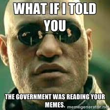 Thought Police alert: federal government dedicates $1 million to ... via Relatably.com