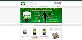 quantum wellness botanical insute
