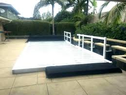 automatic pool covers cost. Contemporary Cost Automatic Pool Covers Cost Hard  Glass Cover Canada Inside U