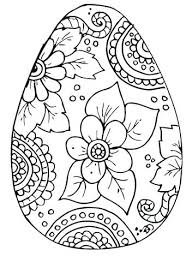 Easter Egg Coloring Pages Free Coloring Pages Free Egg Coloring