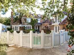 white picket fence. White Picket Fence Around Pool White